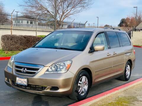 2007 Honda Odyssey for sale at United Star Motors in Sacramento CA