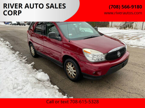 2006 Buick Rendezvous for sale at RIVER AUTO SALES CORP in Maywood IL