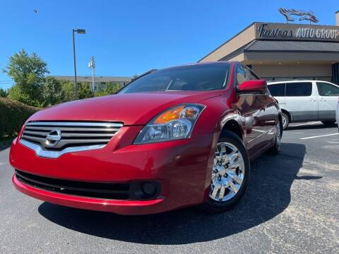 2009 Nissan Altima for sale at FASTRAX AUTO GROUP in Lawrenceburg KY