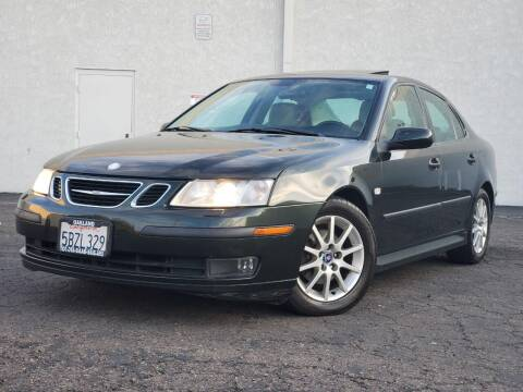 2003 Saab 9-3 for sale at Gold Coast Motors in Lemon Grove CA