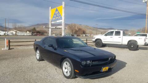 2012 Dodge Challenger for sale at Auto Depot in Carson City NV