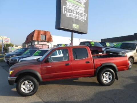 2002 Toyota Tacoma for sale at Rocket Car sales in Covina CA