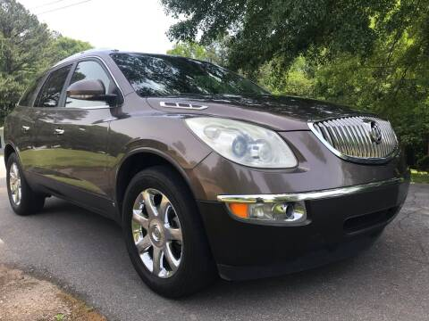 2008 Buick Enclave for sale at ATLANTA AUTO WAY in Duluth GA