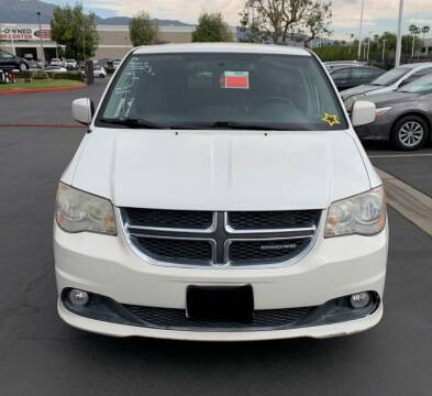 2011 Dodge Grand Caravan for sale at Utah Credit Approval Auto Sales in Murray UT
