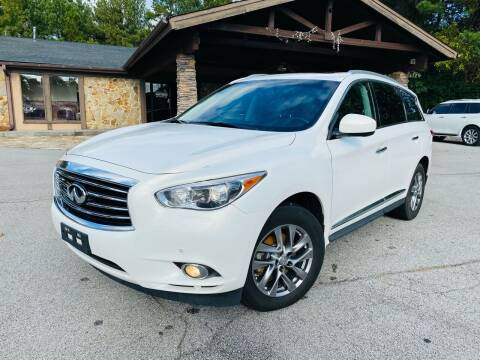 2013 Infiniti JX35 for sale at Classic Luxury Motors in Buford GA