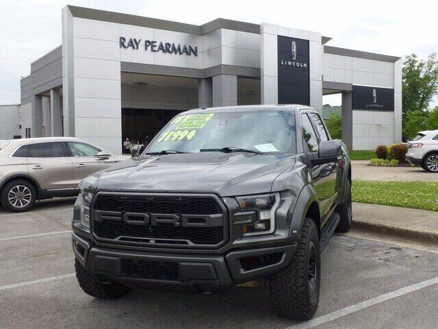 2018 Ford F-150 for sale in Huntsville, AL