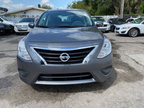 2016 Nissan Versa for sale at INTERNATIONAL AUTO BROKERS INC in Hollywood FL