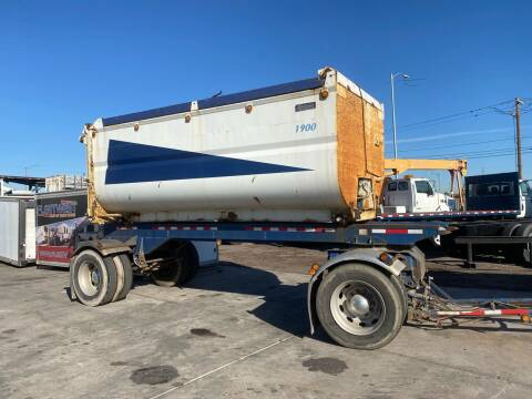 2002 RELIANCE TRANSFER for sale at Ray and Bob's Truck & Trailer Sales LLC in Phoenix AZ