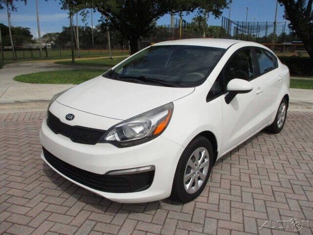2016 Kia Rio for sale in Fort Lauderdale, FL