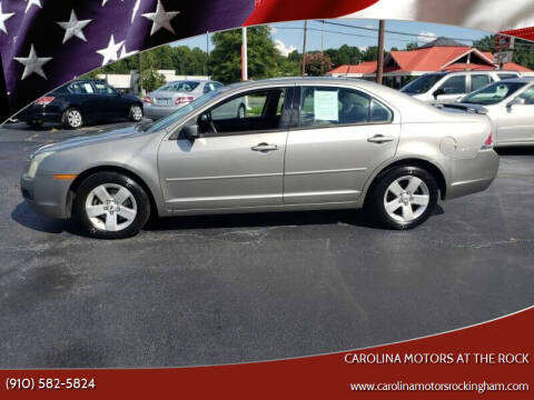 2008 Ford Fusion for sale at Carolina Motors at the Rock - Carolina Motors-Thomasville in Thomasville NC
