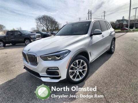 2019 BMW X5 for sale at North Olmsted Chrysler Jeep Dodge Ram in North Olmsted OH