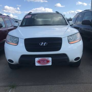 2008 Hyundai Santa Fe for sale at UNITED AUTO INC in South Sioux City NE