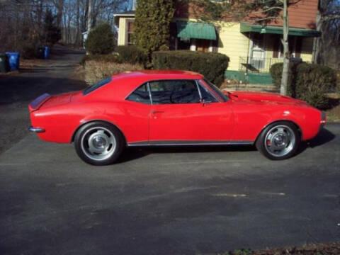 1967 Chevrolet Camaro for sale at Hines Auto Sales in Marlette MI