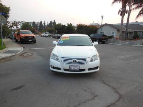 2009 Toyota Avalon for sale at Top Notch Auto Sales in San Jose CA