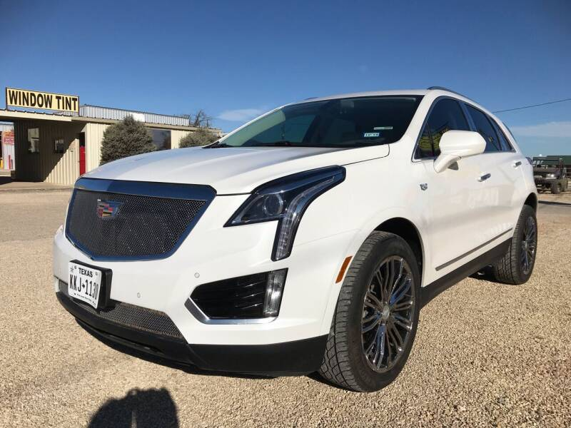 2018 Cadillac XT5 for sale at Mafia Motors in Boerne TX