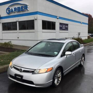 2007 Honda Civic for sale at OFIER AUTO SALES in Freeport NY