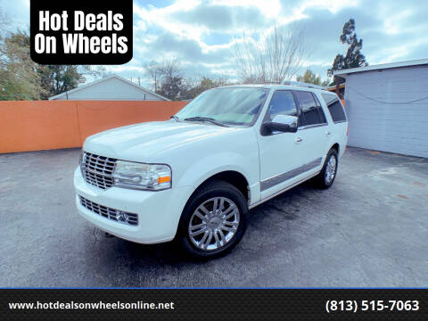 2010 Lincoln Navigator for sale at Hot Deals On Wheels in Tampa FL
