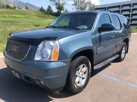 2008 GMC Yukon for sale at DRIVE N BUY AUTO SALES in Ogden UT