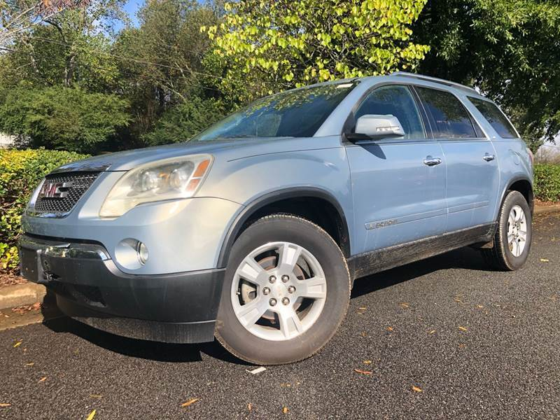 2008 GMC Acadia for sale at el camino auto sales - Global Imports Auto Sales in Buford GA