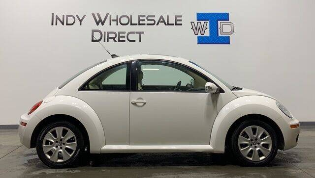 2009 Volkswagen New Beetle for sale at Indy Wholesale Direct in Carmel IN