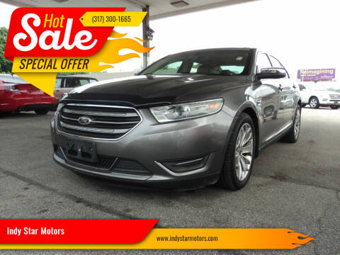2014 Ford Taurus for sale at Indy Star Motors in Indianapolis IN