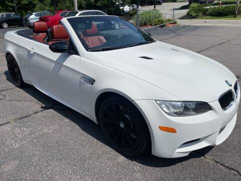2011 BMW M3 for sale at Premier Automart in Milford MA
