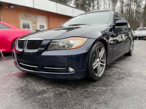 2007 BMW 3 Series for sale at Magic Motors Inc. in Snellville GA