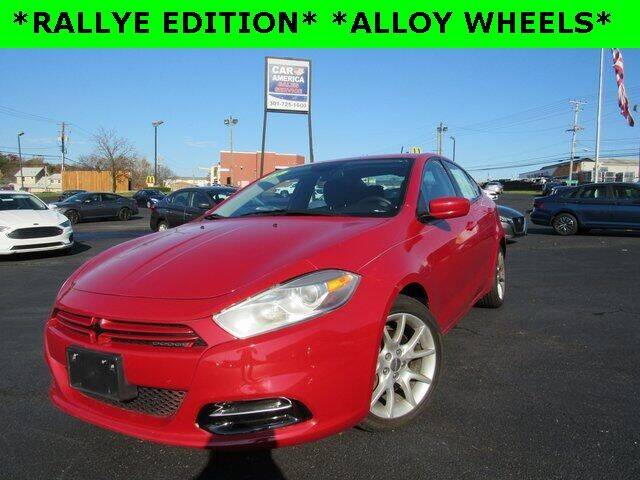 2013 Dodge Dart for sale at Ron's Automotive in Manchester MD
