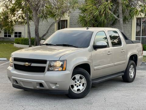 2008 Chevrolet Avalanche for sale at Citywide Auto Group LLC in Pompano Beach FL