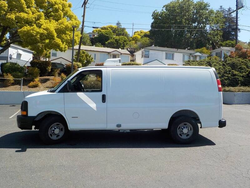 2007 Chevrolet Express Cargo for sale at Royal Motor in San Leandro CA