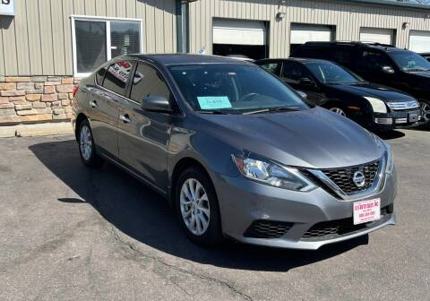 2018 Nissan Sentra for sale at QS Auto Sales in Sioux Falls SD