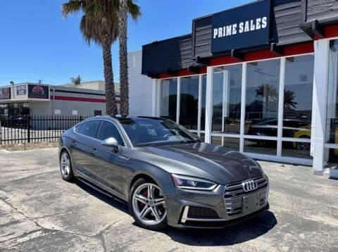 2018 Audi S5 Sportback for sale at Prime Sales in Huntington Beach CA