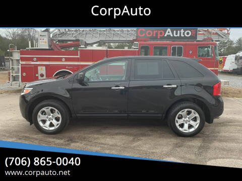 2011 Ford Edge for sale at CorpAuto in Cleveland GA