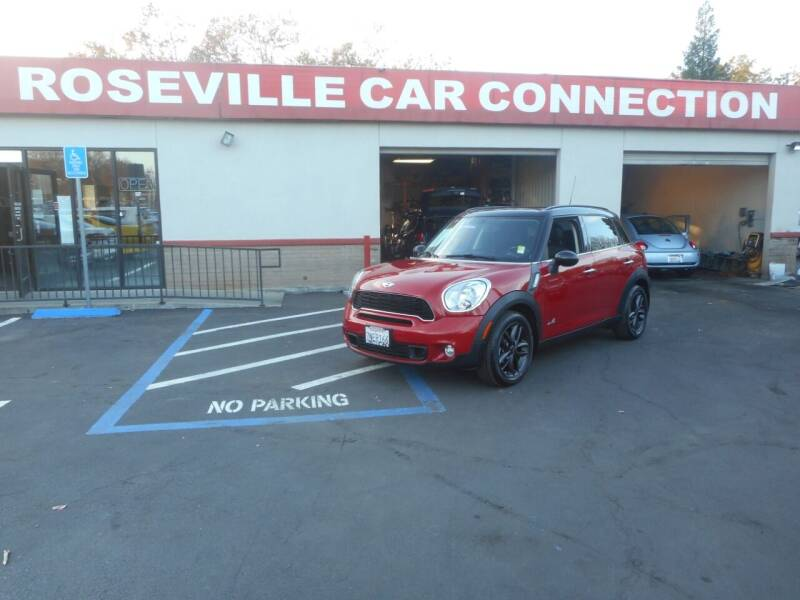 2013 MINI Countryman for sale at ROSEVILLE CAR CONNECTION in Roseville CA