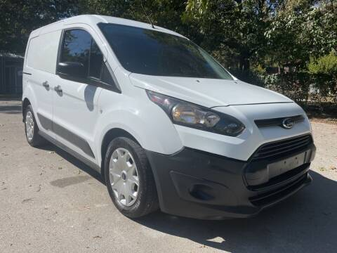 2015 Ford Transit Connect Cargo for sale at Thornhill Motor Company in Lake Worth TX