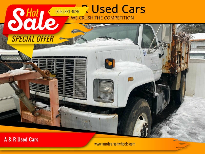 1994 Chevrolet C7500 for sale at A & R Used Cars in Clayton NJ