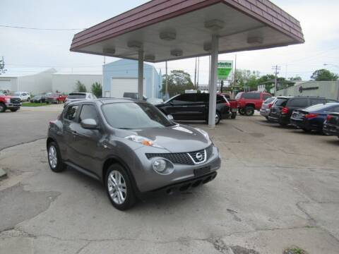 2014 Nissan JUKE for sale at Perfection Auto Detailing & Wheels in Bloomington IL