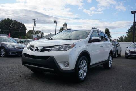2013 Toyota RAV4 for sale at HD Auto Sales Corp. in Reading PA