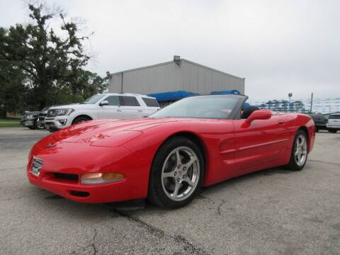 2004 Chevrolet Corvette for sale at Quality Investments in Tyler TX
