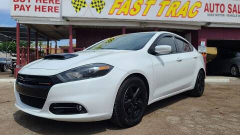 2016 Dodge Dart for sale at Fast Trac Auto Sales in Phoenix AZ