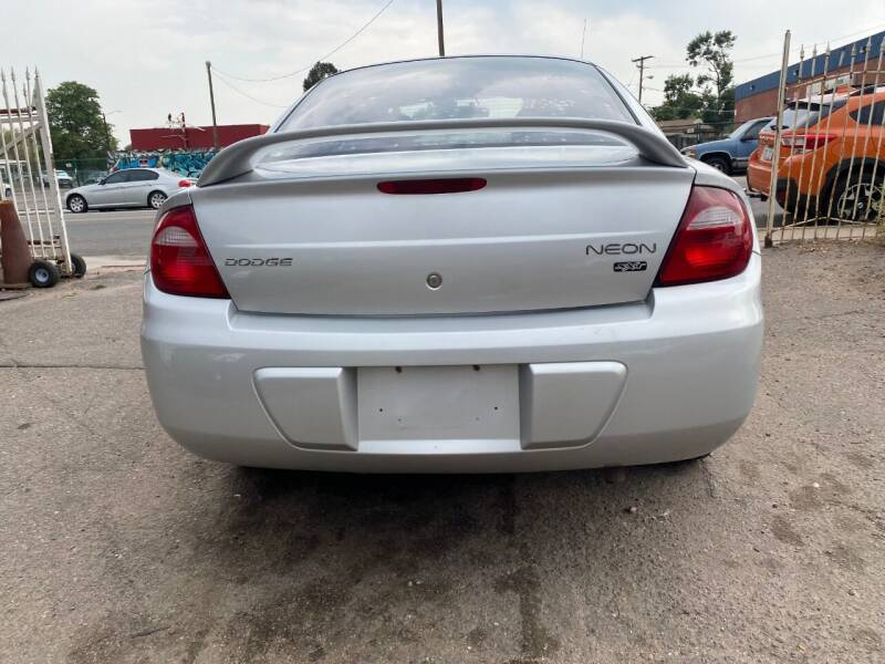 2005 Dodge Neon SXT 4dr Sedan - Denver CO