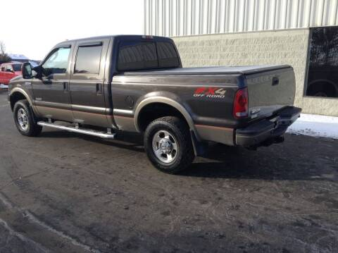 2005 Ford F-250 Super Duty for sale at Bruns & Sons Auto in Plover WI