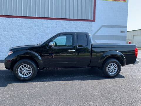 2016 Nissan Frontier for sale at Ryan Motors in Frankfort IL