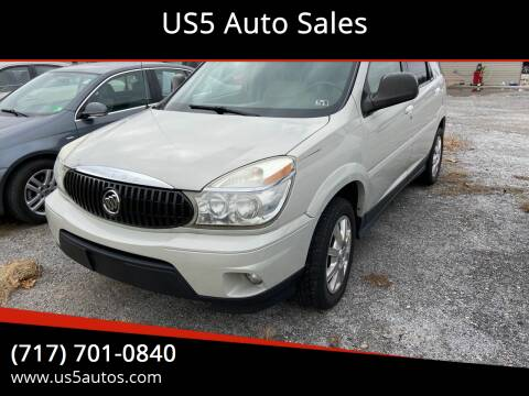 2006 Buick Rendezvous for sale at US5 Auto Sales in Shippensburg PA