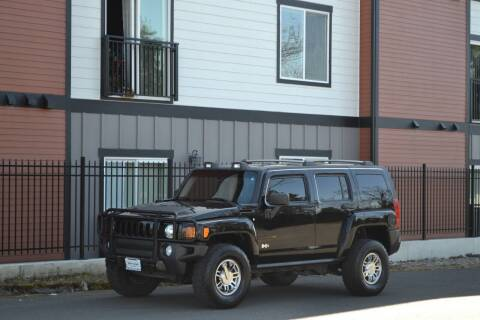 2006 HUMMER H3 for sale at Skyline Motors Auto Sales in Tacoma WA