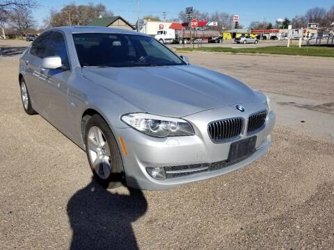 2013 BMW 5 Series for sale at Faw Motor Co in Cambridge NE