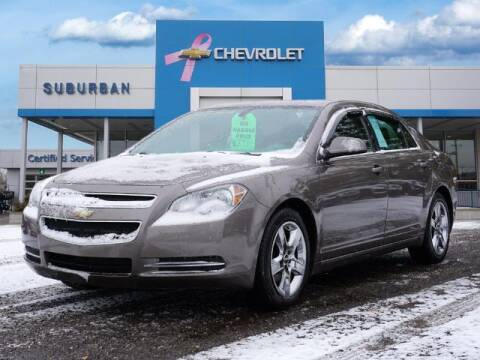 2010 Chevrolet Malibu for sale at Suburban Chevrolet of Ann Arbor in Ann Arbor MI