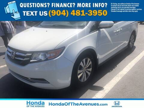 2015 Honda Odyssey for sale at Honda of The Avenues in Jacksonville FL