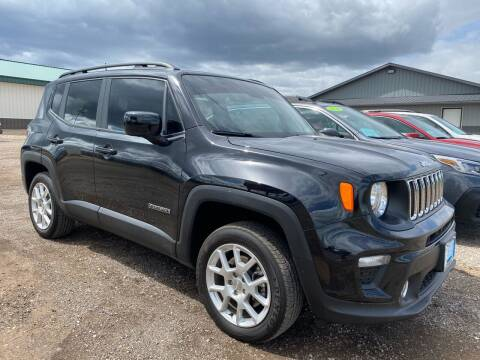 2019 Jeep Renegade for sale at FAST LANE AUTOS in Spearfish SD