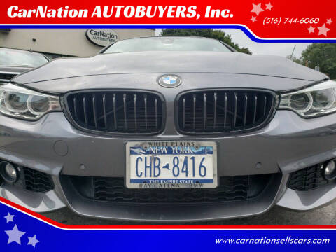 2017 BMW 4 Series for sale at CarNation AUTOBUYERS Inc. in Rockville Centre NY